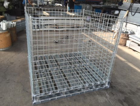 Steel Cage, Box and Frame
